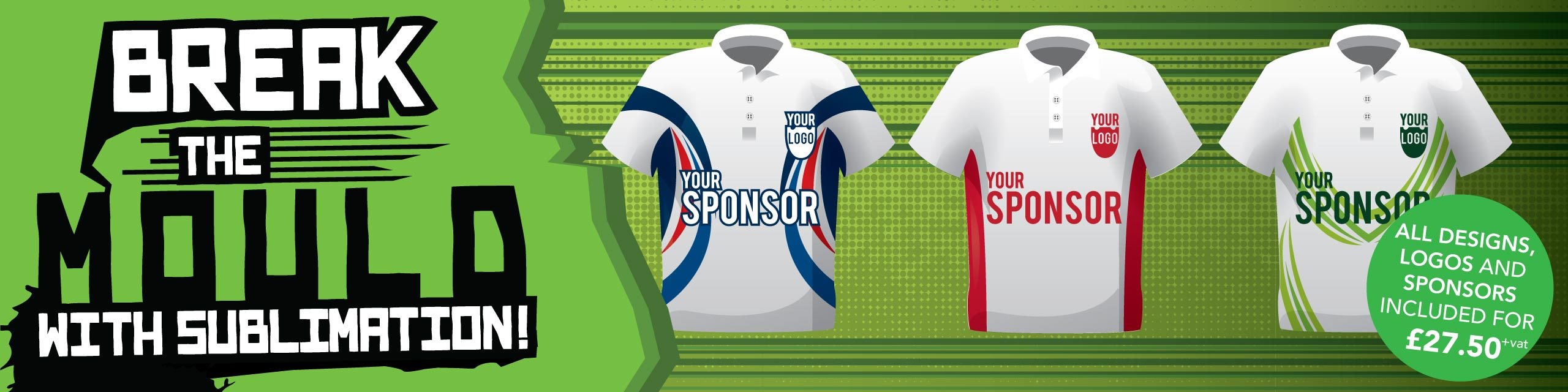 Design you own sublimated cricket clothing at Team Colours