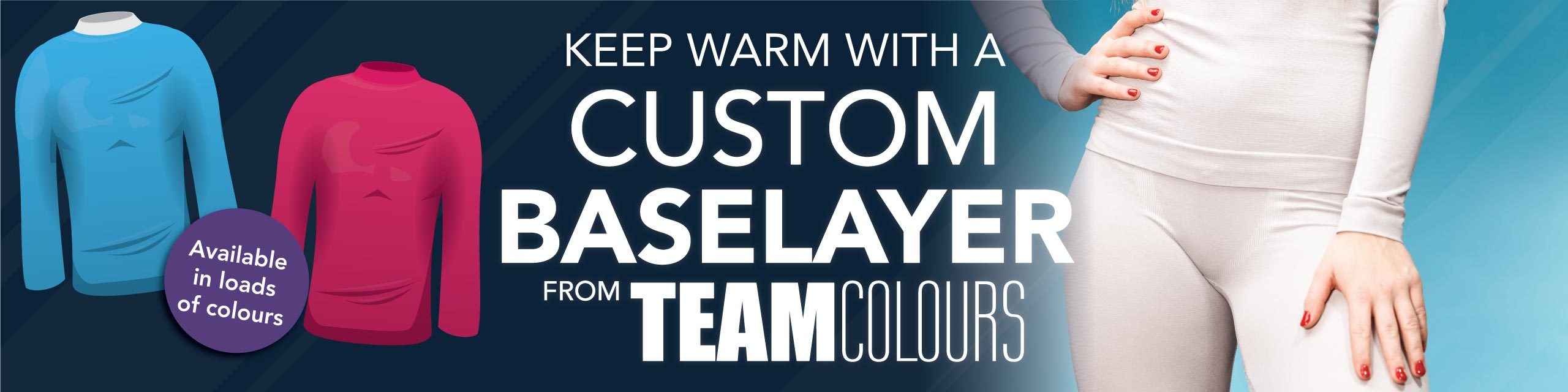 Design you own snow sports clothing at Team Colours