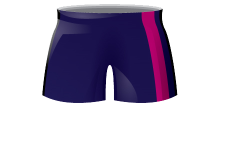 Glide Womens Athletics Shorts