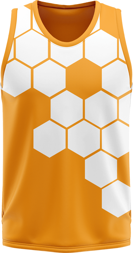 Hex Sublimated Athletics Vest