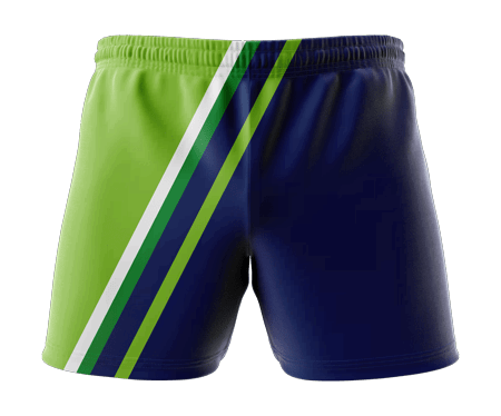 Incline Sublimated Athletics Shorts