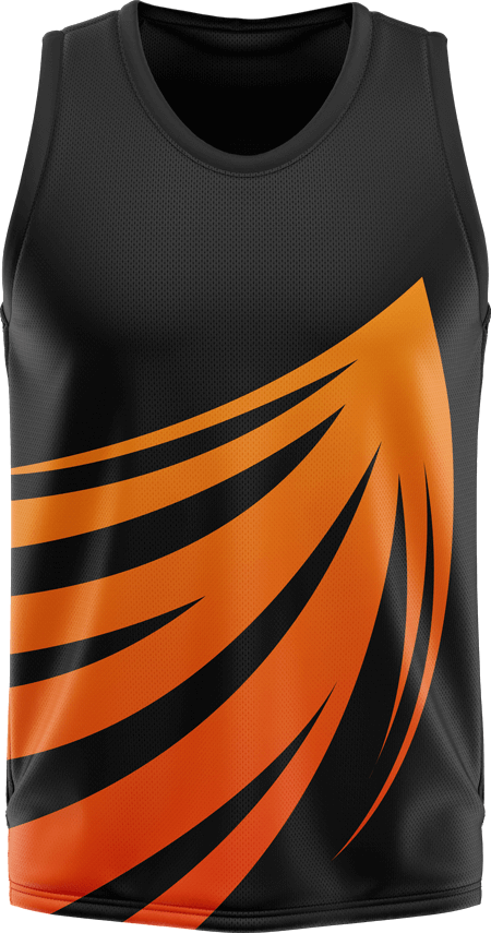 Meteor Sublimated Athletics Vest