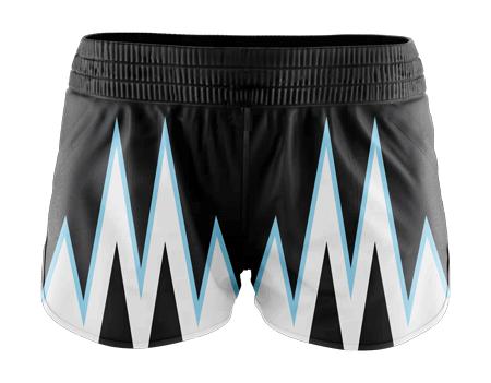 Peak Ladies Sublimated Running Shorts