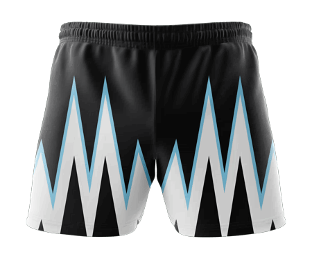 Peak Sublimated Athletics Shorts