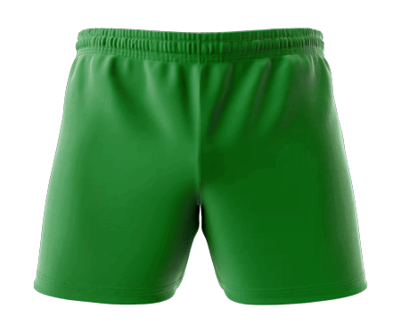 Plain Womens Athletics Shorts