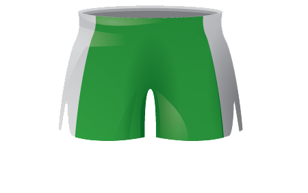Player Womens Athletics Shorts