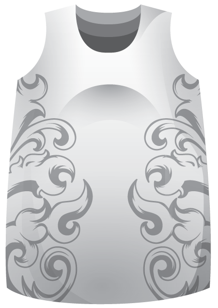Regal Ladies Sublimated Athletics Vest