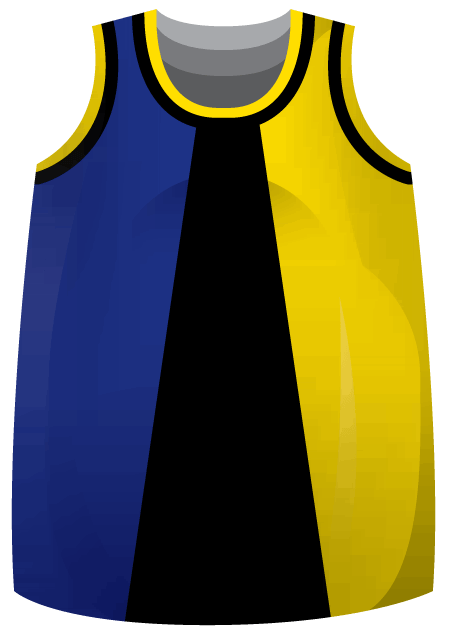 Defence Basketball Jersey