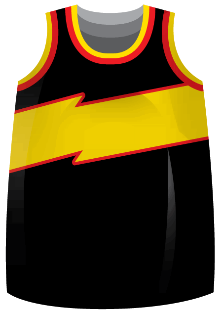 Drive Ladies Basketball Jersey