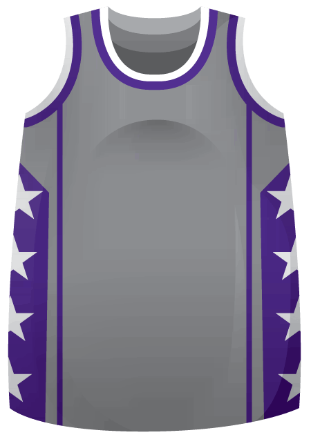 Fadeaway Reversible Basketball Jersey