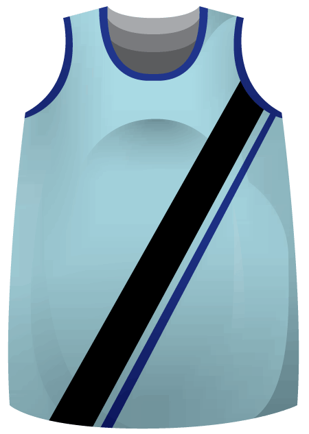 Hoop Ladies Basketball Jersey