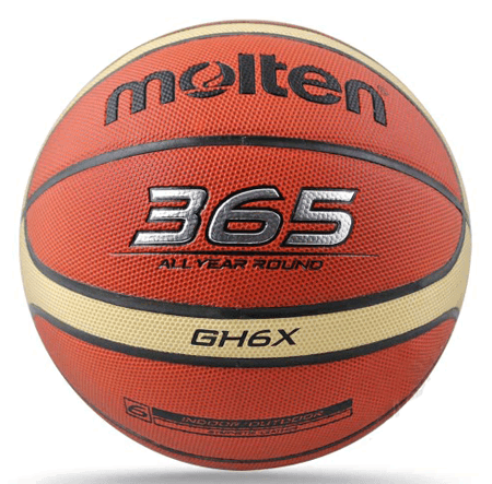 Molten GE6 Indoor Outdoor Basketball