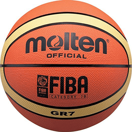 Molten Orange 6 Basketball
