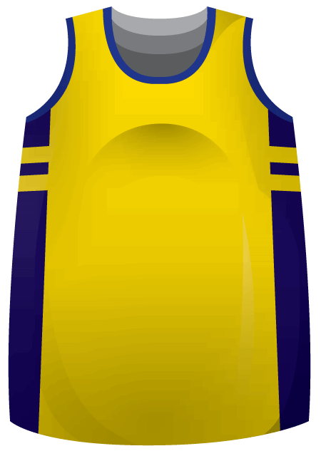 Offence Ladies Basketball Jersey