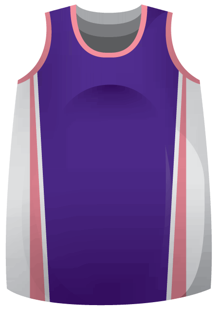Overtime Ladies Basketball Jersey