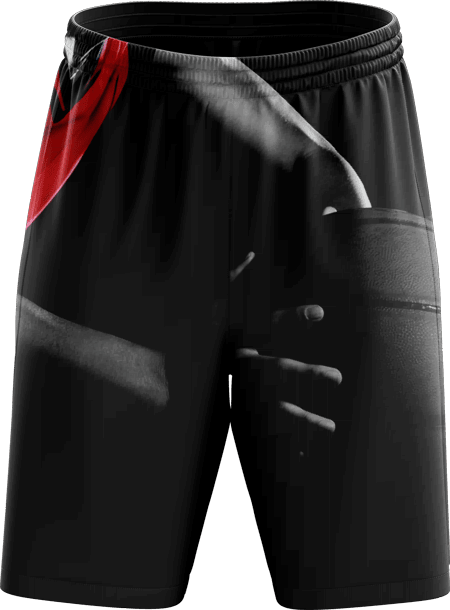 Photo Design Sublimated Basketball Shorts
