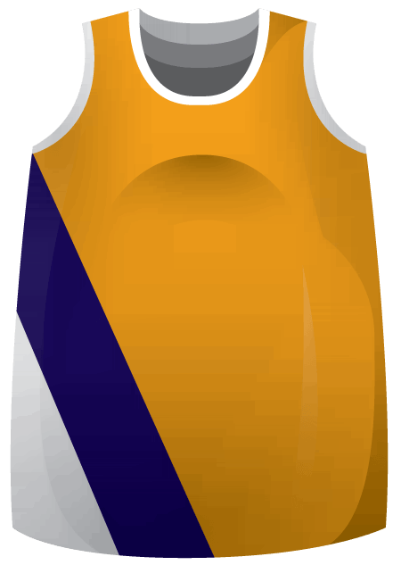 Rebound Ladies Basketball Jersey