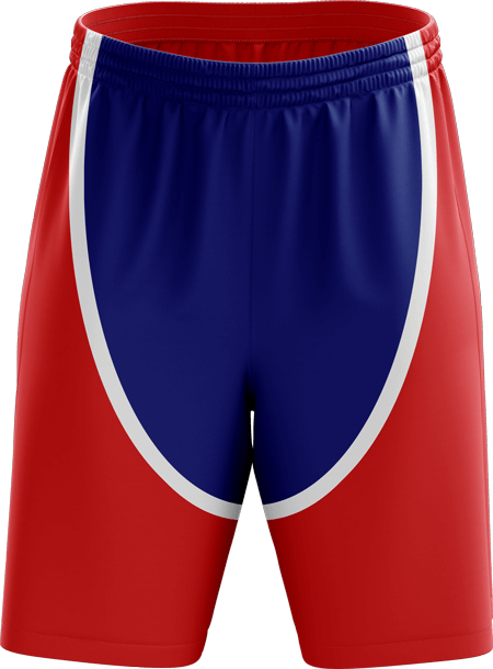 Slam Basketball Shorts