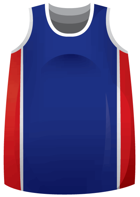 Slam Ladies Basketball Jersey