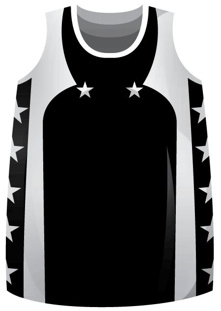 Zone Ladies Basketball Jersey