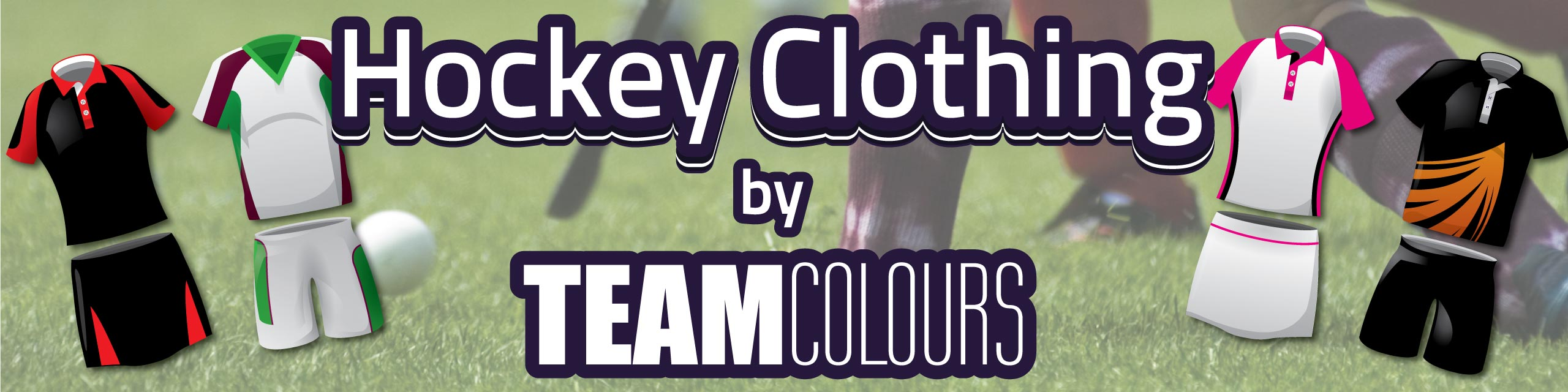 Design you own field hockey kits at Team Colours