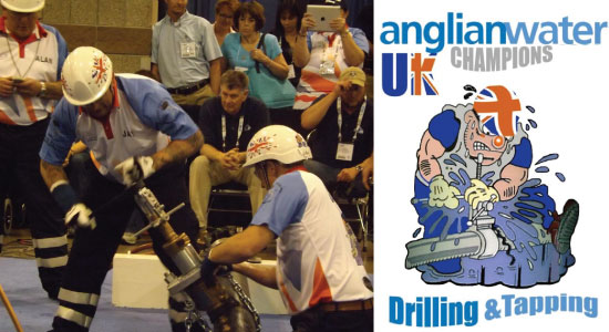 The Anglian Water UK Drilling and Tapping Championships
