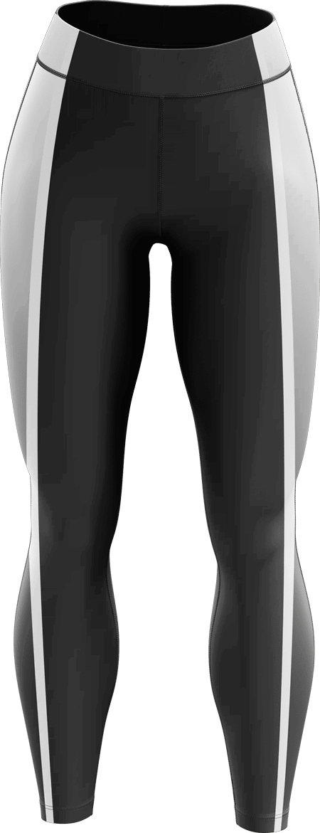 Glide Ladies Sublimated Cheerleading Leggings