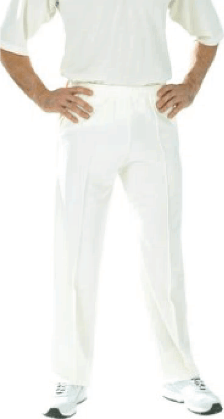 CS Plain Batting Trousers