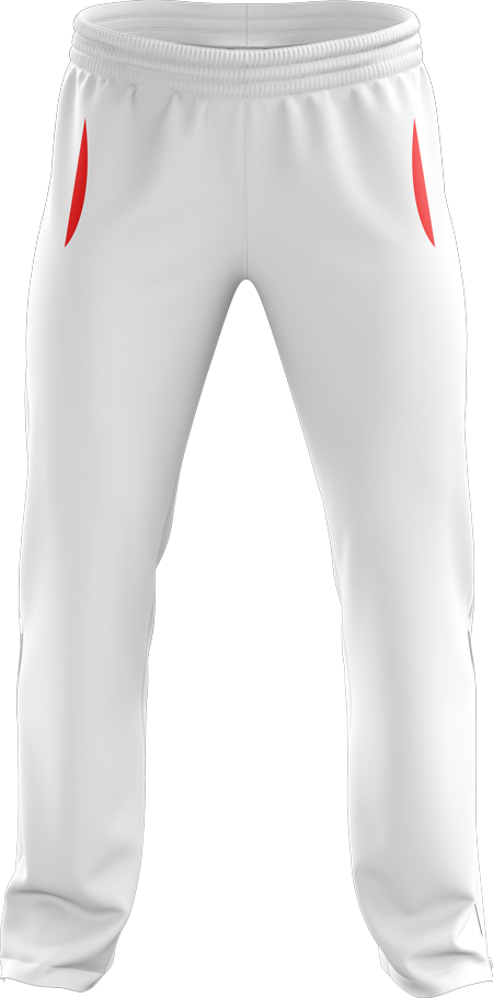 TC153 Womens Contrast Pocket Cricket Trousers