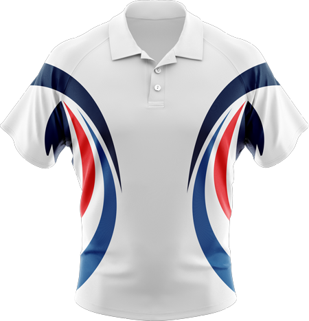 Trafford Womens Sublimated Cricket Shirt