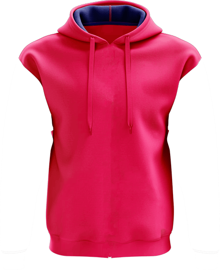 Style 1 Sleeveless Custom Hoodies
