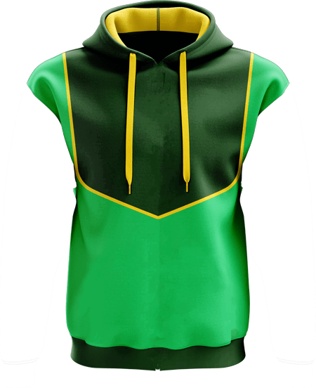 Style 3 Sleeveless Custom Hoodies
