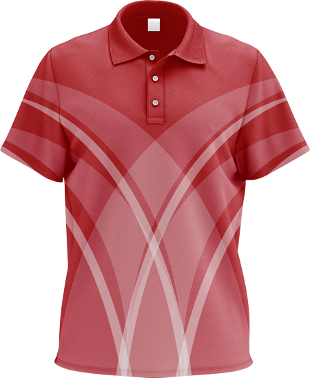 Fade Sublimated Polo Shirt