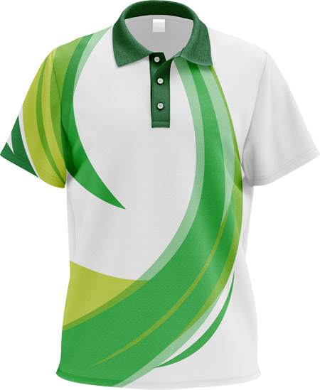 Flair Ladies Sublimated Polo Shirt