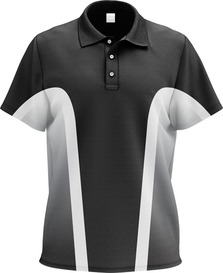 Glide Sublimated Polo Shirt