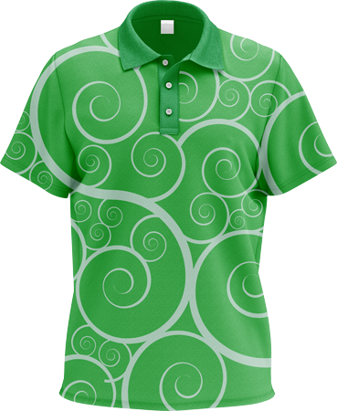 Heraldry Sublimated Polo Shirt