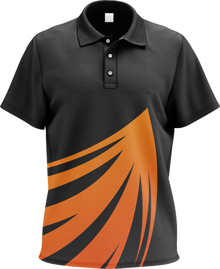 Meteor Sublimated Polo Shirt