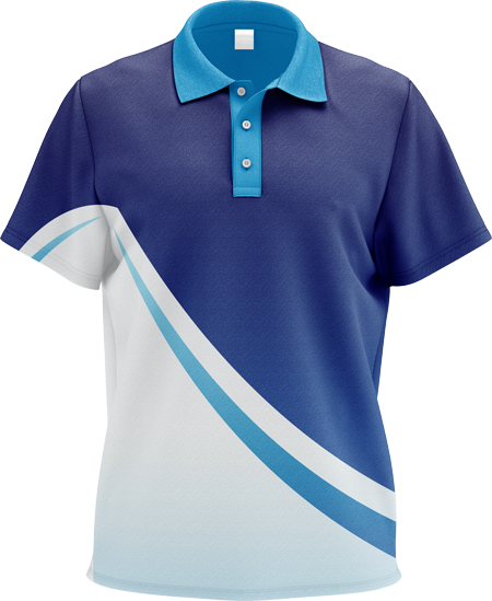 Storm Sublimated Polo Shirt