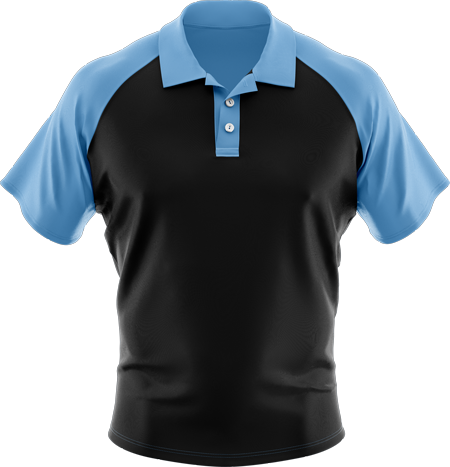 Style 9 Polo Shirt Team Colours