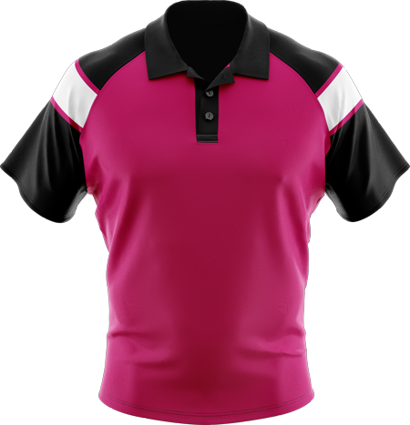 Style 8 Polo Shirt Team Colours