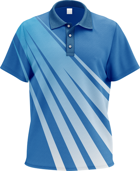 Velocity Sublimated Polo Shirt