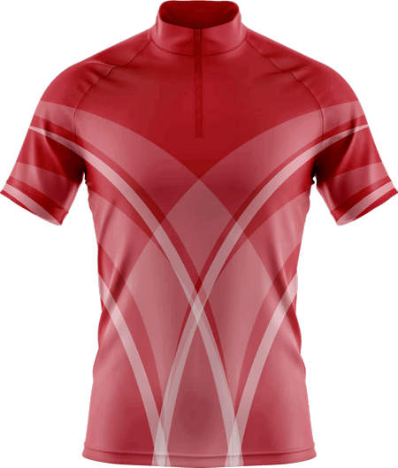 Fade Ladies Sublimated Cycling Jersey