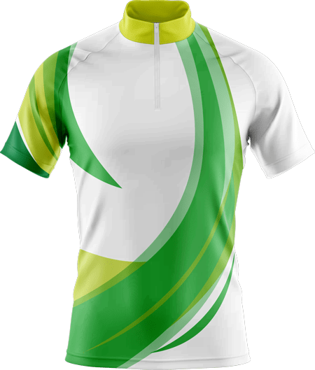 Flair Sublimated Cycling Jersey