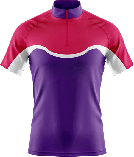 Flex Ladies Sublimated Cycling Jersey
