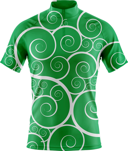 Heraldry Sublimated Cycling Jersey