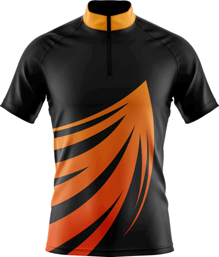 Meteor Sublimated Cycling Jersey