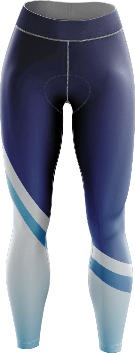 Storm Ladies Sublimated Padded Cycling Leggings