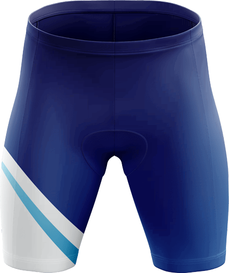 Storm Sublimated Padded Cycling Shorts