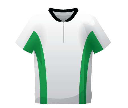 Style 1 Ladies Cycling Jersey