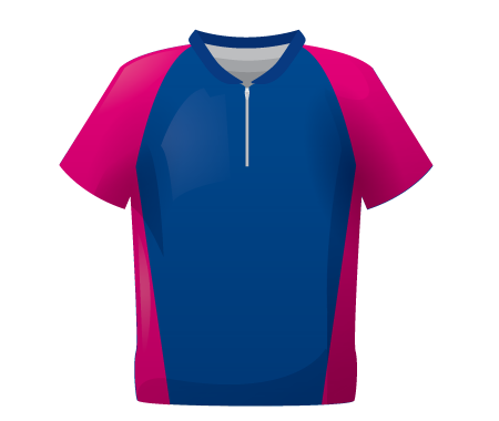 Style 12 Ladies Cycling Jersey